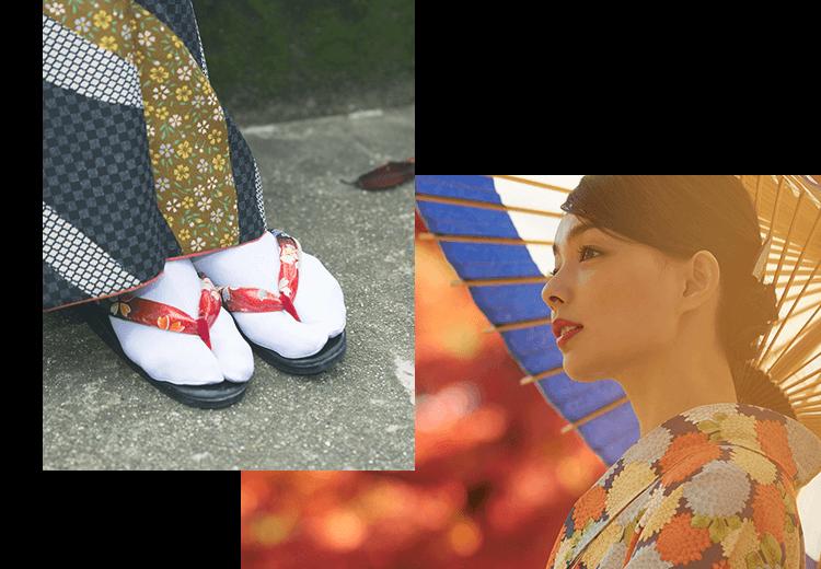 令和の時代と着物